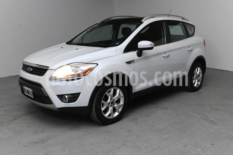 Ford Kuga SEL 1.6T 4x4 Aut usado (2012) color Blanco precio $1.380.000