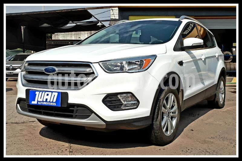 Ford Kuga 2.0L SEL 4x2 usado (2017) color Blanco precio $2.630.000