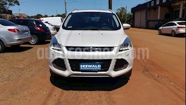 Foto venta Auto usado Ford Kuga KUGA 1.6 T 4X4 TITANIUM AUT L/14 (2014) color Blanco precio $750.000