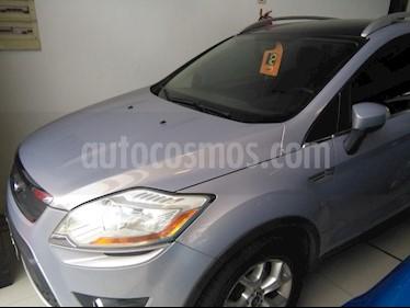 Foto venta Auto usado Ford Kuga SEL 1.6T 4x4 Aut (2012) color Azul Celeste precio $460.000