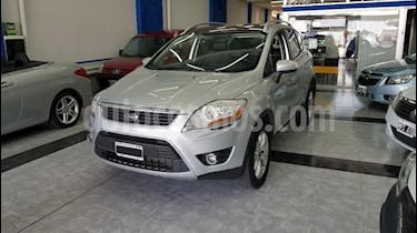 Foto venta Auto usado Ford Kuga SEL 1.6T 4x4 Aut (2012) color Gris Claro precio $430.000