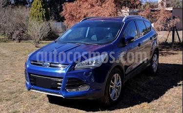 Foto venta Auto usado Ford Kuga SEL 1.6T Aut 4x4 (2013) color Azul Egeo precio $750.000