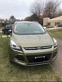 Foto venta Auto usado Ford Kuga Titanium 1.6T Aut 4x4 (2014) color Verde precio $830.000