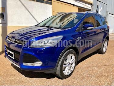 Foto venta Auto usado Ford Kuga Titanium 2.0 4x4 (2016) color Azul Profundo precio $1.100.000