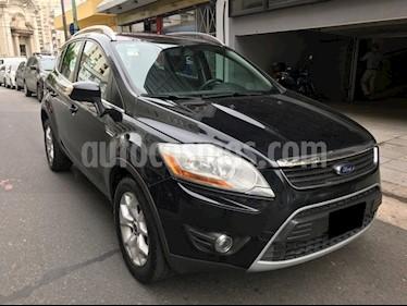 Foto venta Auto Usado Ford Kuga Titanium Aut (2012) color Negro Pantera