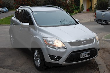 Foto venta Auto usado Ford Kuga Trend (2012) color Gris precio $500.000