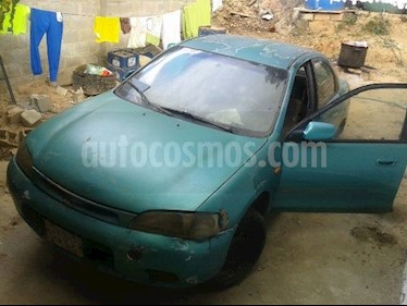 Foto venta carro usado Ford Laser Lxi L4,1.6i A 1 1 (1997) color Verde precio BoF6.360.000