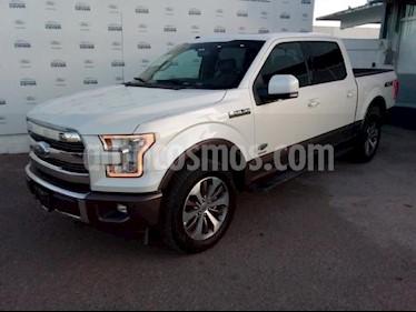 Foto venta Auto usado Ford Lobo 4p King Ranch V6/3.5 Aut 4x4 (2017) color Blanco precio $685,000