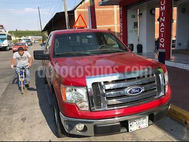 Ford Lobo Cabina Regular XLT 4x2 V8 usado (2010) color Rojo precio $180,000