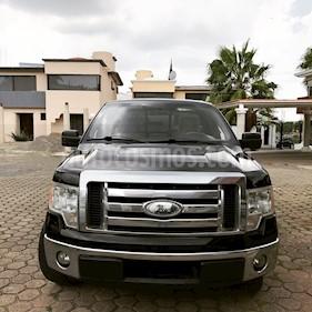 Foto venta Auto usado Ford Lobo Cabina Regular XLT 4x2 V8 (2009) color Negro Profundo precio $178,900