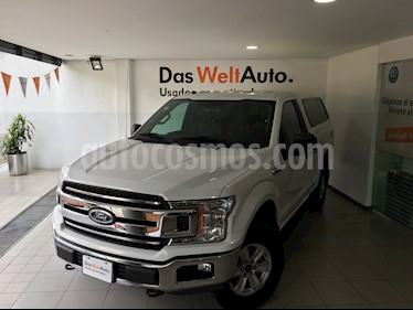 Foto Ford Lobo Cabina Regular XLT 4x2 V8 usado (2018) color Blanco precio $565,000