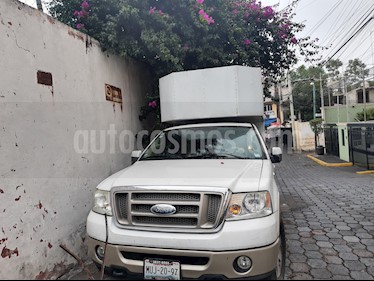 Ford Lobo Doble Cabina King Ranch usado (2007) color Blanco Oxford precio $160,000