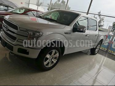 Ford Lobo Doble Cabina Platinum 4x4 nuevo color Blanco Platinado precio $932,100