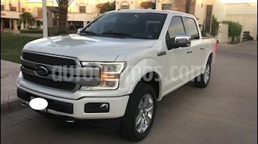 Foto Ford Lobo Doble Cabina Platinum 4x4 usado (2018) color Blanco Platinado precio $750,000