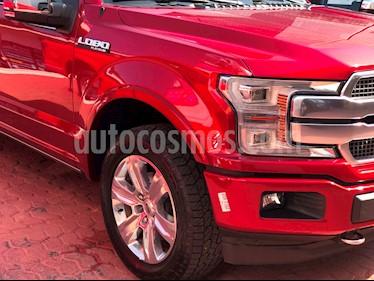 Foto venta Auto nuevo Ford Lobo Doble Cabina Platinum 4x4 color Vino Tinto precio $982,100