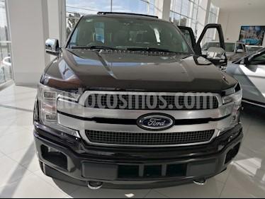 Ford Lobo Doble Cabina Platinum 4x4 nuevo color Negro precio $982,100