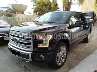 Foto venta Auto Seminuevo Ford Lobo LOBO LIMITED Doble Cabina 4x2 (2017) color Negro precio $799,000