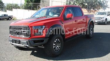 Ford Lobo DOBLE CABINA RAPTOR 4X4 usado (2019) color Rojo precio $1,260,000