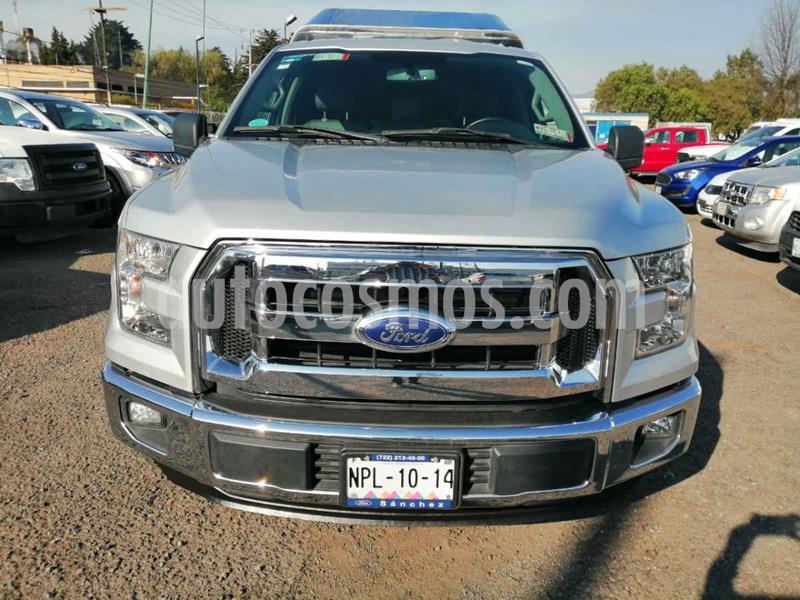 Foto Ford Lobo XLT 4x2 Cabina Regular usado (2016) color Plata precio $380,000