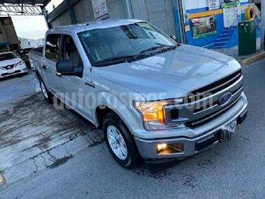 Ford Lobo XLT 4x2 Cabina Doble usado (2018) color Plata precio $558,000