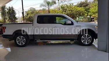 Ford Lobo DOBLE CABINA 4X2 V6 usado (2017) color Blanco precio $635,000