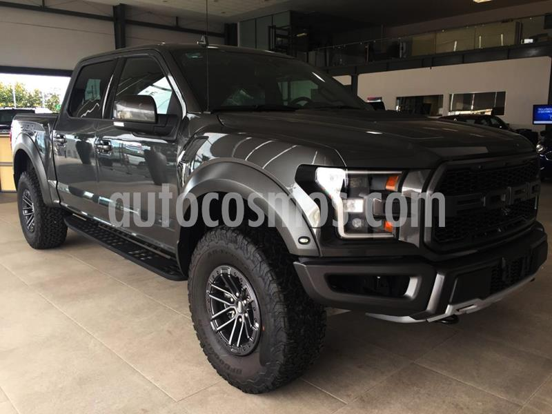 Ford Lobo Raptor SVT  usado (2020) color Gris precio $1,582,300