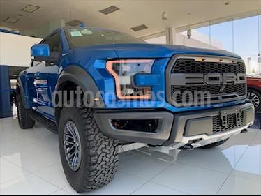 Ford Lobo Raptor  usado (2020) color Azul Electrico precio $1,439,900