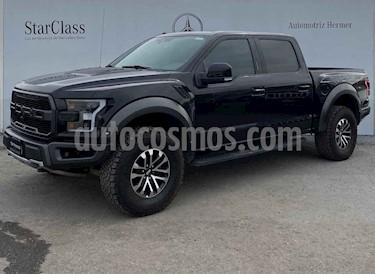 Ford Lobo Raptor SVT usado (2019) color Negro precio $1,169,900