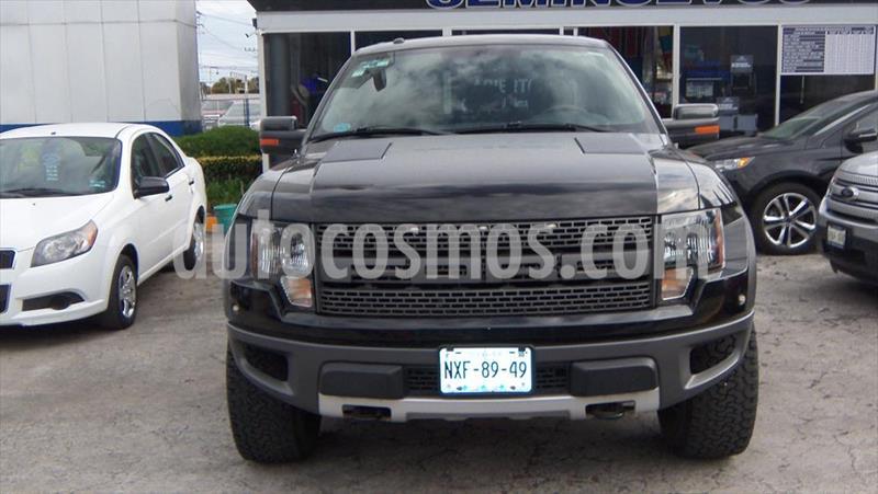 Ford Lobo Raptor SVT usado (2011) color Negro precio $520,000