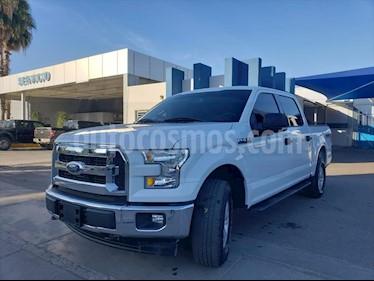 Ford Lobo XLT CREW CAB 4X4 usado (2017) color Blanco precio $470,000