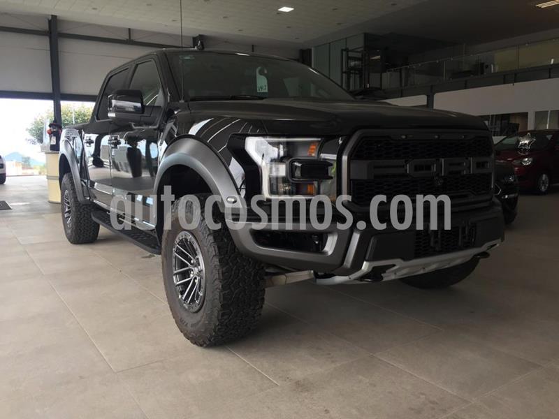 Ford Lobo Raptor SVT  usado (2020) color Negro precio $1,582,300