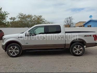 Ford Lobo KING RANCH usado (2019) color Blanco precio $780,000