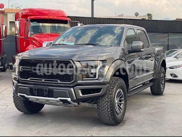 Ford Lobo Raptor SVT usado (2020) color Gris precio $1,473,400