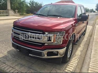 foto Ford Lobo Doble Cabina XLT 4x2 V8 usado (2019) color Rojo precio $550,000