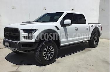 Ford Lobo XLT CREW CAB 4X4 usado (2018) color Blanco precio $1,050,000