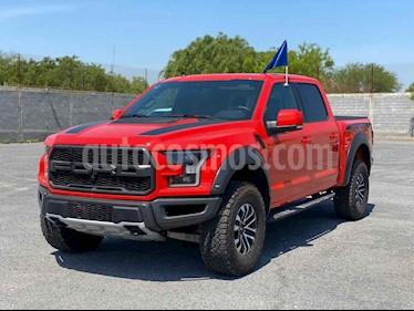 Ford Lobo Raptor SVT usado (2019) color Rojo precio $1,298,800