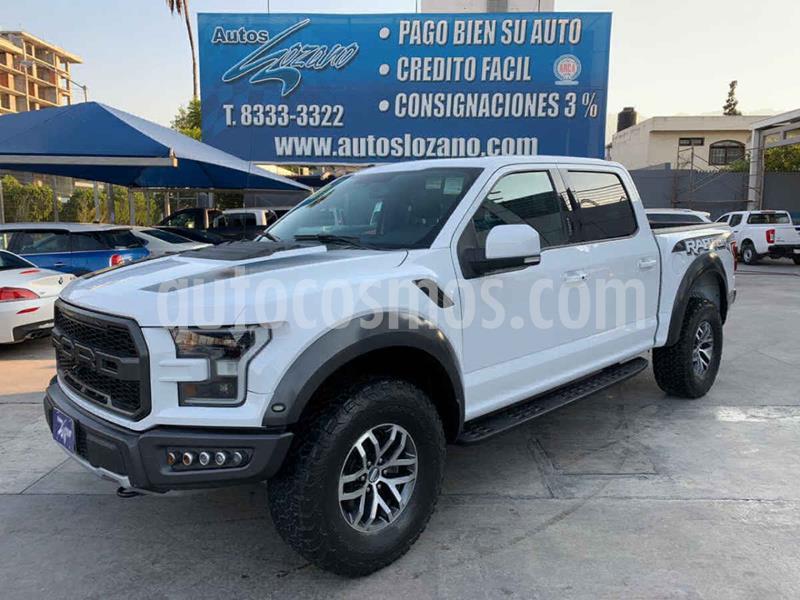 Foto Ford Lobo Raptor SVT usado (2018) color Blanco precio $969,900