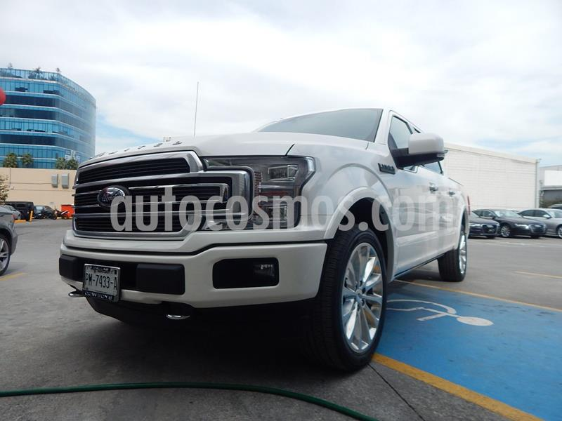 Ford Lobo Doble Cabina Platinum Limited usado (2019) color Blanco precio $999,000