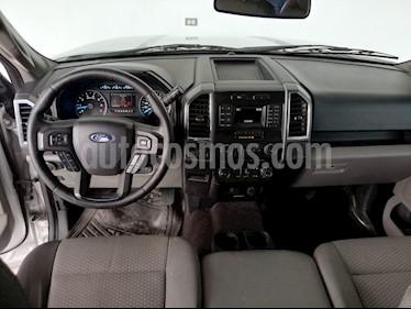 Ford Lobo Doble Cabina XLT 4x2 V8 usado (2016) color Plata precio $435,000