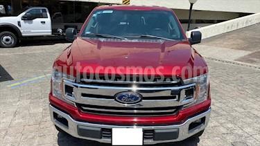 Ford Lobo XLT CREW CAB 4X2 usado (2018) color Rojo precio $569,000