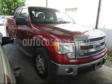 Foto Ford Lobo Cabina Regular XLT 4x2 V8 usado (2013) color Rojo precio $245,000