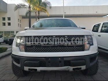 Ford Lobo Raptor SVT usado (2014) color Blanco precio $509,000