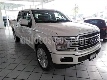 Foto Ford Lobo Doble Cabina Platinum 4x4 usado (2018) color Blanco precio $845,000