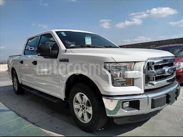 Ford Lobo XLT Crew Cab 4x2 V8 usado (2016) color Blanco precio $498,000