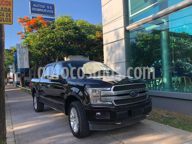 Ford Lobo Platinum Crew Cab 4x4 usado (2018) precio $689,000