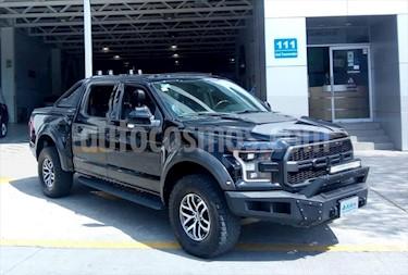 Ford Lobo RAPTOR usado (2018) color Negro precio $1,118,000