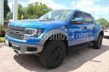 Ford Lobo Raptor SVT usado (2014) color Azul Electrico precio $598,000
