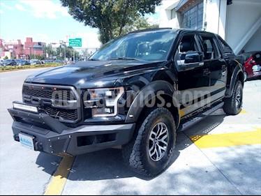 Ford Lobo RAPTOR usado (2018) color Negro precio $1,098,000