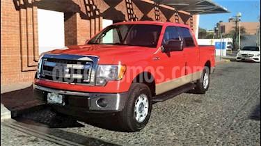Ford Lobo XLT 4x2 Cabina Media usado (2013) color Rojo precio $270,000