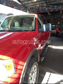 Ford Lobo Lariat Crew Cab 4x4 usado (2004) color Rojo precio $149,500